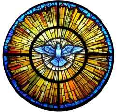 St.James Holy Spirit Window