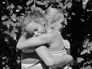 Hug.Forgive