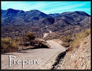 prepare.road